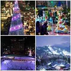 [Especial BrazilKorea] 10 atividades para se fazer no Natal em Seul