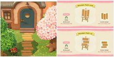 animal crossing qr codes paths Animal Crossing New Horizons Custom Path Designs Animal Crossing 3ds, Animal Crossing Qr Codes Clothes, Llamas Animal, My Animal, Wooden Path, Motif Acnl, Ac New Leaf, Motifs Animal, Path Design