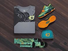 KD 7 Weatherman collection