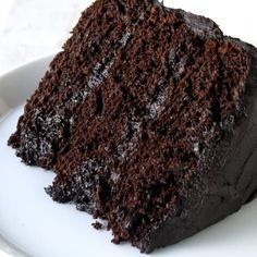 The most amazing chocolate cake is here. Moist, chocolate-like perfection. This is the chocolate cake you've dreamed of! The most amazing chocolate cake is here. Moist, chocolate-like perfection. This is the chocolate cake you've dreamed of! Matilda Kuchen, Matilda Cake, Easy Cake Recipes, Sweet Recipes, Baking Recipes, Dessert Recipes, Cake Recipes From Scratch, Dessert Food, Cookie Recipes