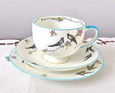 Paragon tea cup Trio C1920'S