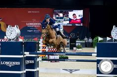 Daniel Deusser and Happiness van T Paradijs fulminated with the second day of the Longines Masters of Hong Kong.