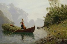 Historical Norwegian paintings (Peek into the past) - Album on Imgur