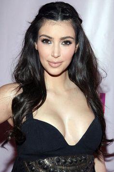Kim Kardashian's Makeup and Hairstyles - Pictures of Kim Kardashian's Beauty Evolution Through the Years