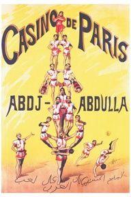 Vintage posters | advertising posters | Paris
