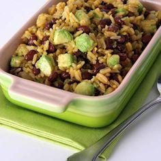 Rice, Black Bean and Avocado Salad Recipe : Target Recipes