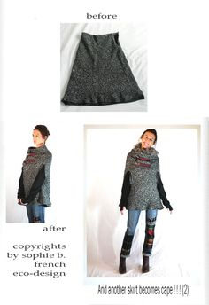 Skirt to Cape!!!!!