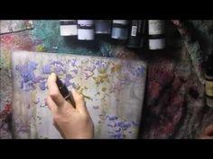 'Priceless Keepsakes' mixed media layout by Marta Lapkowska - YouTube VIDEO
