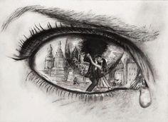 ojos llorando tumblr - Buscar con Google