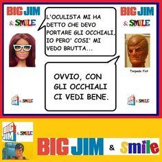 Big Jim & Smile: Occhiali - Torpedo Fist Big Jim, Buffalo Bills, Bad Timing, Lol, Memes, Funny, Style, Swag, Meme