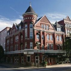 Blennerhassett Hotel, Parkersburg, West Virginia The classically European styled Blennerhassett Hotel offers guests a welcome respite. With ...