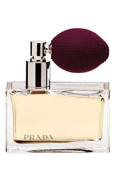 Prada 'Amber' Eau de Parfum Refillable Spray available at #Nordstrom