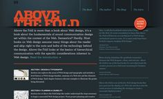 15+ classy examples of navigation web design