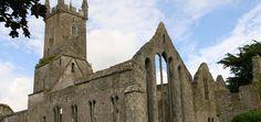 Visita la vieja Abadía de Ennis y viaja en el tiempo - http://www.absolutirlanda.com/visita-la-vieja-abadia-de-ennis-y-viaja-en-el-tiempo/