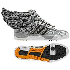 adidas Jeremy Scott Wings 2.0 Shoes... because sometime you need to fly