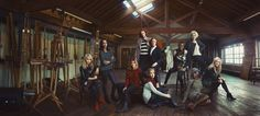 Image result for leibovitz group pictures