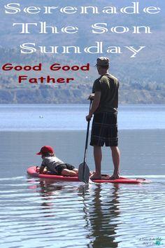 #SerenadeTheSonSunday #GoodGoodfather #Daddy #Praise #Worship #Music #ATattooOnHisPalm