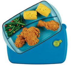 Tupperware | Vent 'N Serve(r) Divided Dish