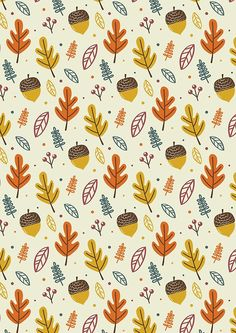 Wallpaper iPhone autumn pattern ⚪️ More Wallpaper iPhone autumn pattern ⚪️ Thanksgiving Wallpaper, Holiday Wallpaper, Cute Fall Wallpaper, October Wallpaper, Fall Wallpaper Tumblr, Halloween Wallpaper Iphone, Phone Backgrounds, Wallpaper Backgrounds, Cute Fall Backgrounds