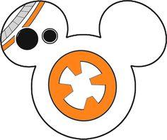 Star Wars BB-8 Shirt Template Graphic