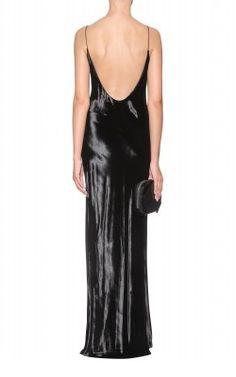 ALEXANDER WANG - Panne Velvet Dress @girlmeetsdress #wingirlmeetsdress