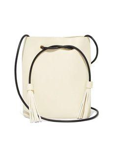 Nasty Gal Paradigm Vegan Leather Bucket Bag