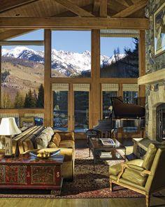 7 Grand Ski Chalets For Sale