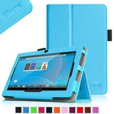 "Fintie Chromo 7"" Tablet Folio Case Cover - Premium Leather With Stylus Holder for Chromo Inc 7 Inch Android Tablet (Front Camera Version Only) - Blue Fintie http://www.amazon.com/dp/B00INTLHPM/ref=cm_sw_r_pi_dp_RCYUvb03YH86W"