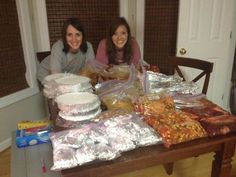 40 Freezer Meals in About 4 Hours | Joel and Kitty's Ministry Blog