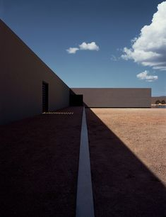 Tom Ford Ranch / Tadao Ando. Reminds me of Luis Barragan Ranch. Wouldn't your agree?