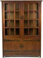 Amazing Stickley cabinet.