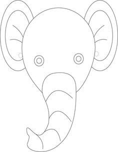 Olá pessoal, tudo certinho? Vamos fazer máscaras de animais? Então é só imprimir as imagens abaixo, tem máscaras de vários animais para imp...