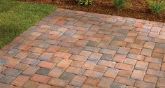 Anchor Block Products   Dutch Cobble   Paving System