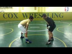 Dan gables wrestling essentials bottom position