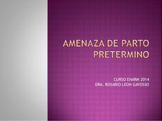 Amenaza de parto pretermino by Pharmed Solutions Institute via slideshare