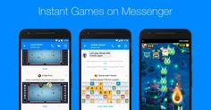 Facebook lancia Instant Games, 50 giochi istantanei sulla chat di Messenger. Come giocare agli Instant Games su Messenger.