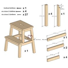 The Effective Pictures We Offer You About Montessori math A quality picture can tell you many things. You can find the most beautiful pictures that can be presented to you about Montessori videos in t Ikea Montessori, Montessori Toddler Bedroom, Montessori Science, Tour D Observation Montessori, Learning Tower, Baby Nursery Diy, Woodworking For Kids, Small Furniture, Nursery Inspiration
