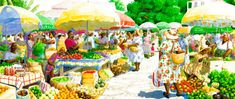 Cream of the Islands by Anne Miller, x watercolour print Watercolor Print, Caribbean, Cream, Watercolours, Birthday, Cake, Islands, Desserts, Gallery