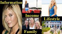 Maria Sharapova - Lifestyle,Net worth,cars,houses,Boyfriend,Family,Biogr...