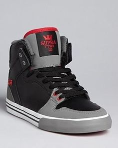 Supra Boys Vaider Sneakers - Sizes...