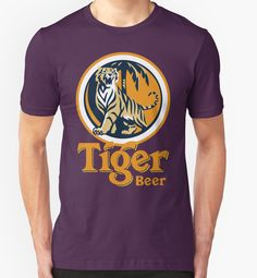 Tiger Beer by SpiceTeen