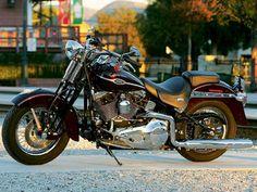 2005 Harley-Davidson Softail Springer Classic - Road Test | Motorcycle Cruiser