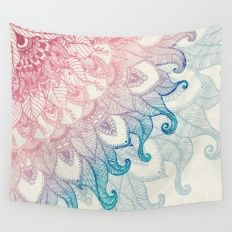 Wall Tapestry featuring Sweet  by Rskinner1122