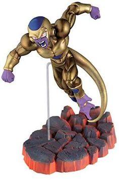 SCultures modeling Tenkaichi Budokai 5 SPECIAL 其之 two Golden freezer Dragon Ball super figure