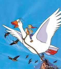 Mi niño lo ve ahora, y le encanta Things of the past ( ) - Dingen van vroeger ( ) ( Nils Holgersson - 90s Childhood, My Childhood Memories, Sweet Memories, Good Old Times, Arte Disney, 90s Cartoons, Film Serie, Old Tv, My Memory