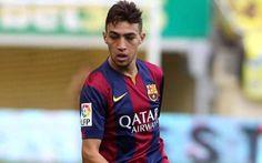 Según informa 'Le10sport' tanto franceses como alemanes están interesados en el joven futbolista azulgrana