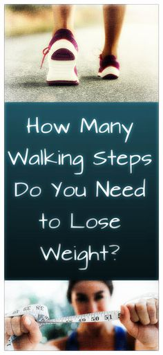 walking steps for weight loss