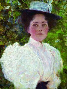 GUSTAV KLIMT | Girl in the Foliage | 1896-1899 © Klimt-Foundation, Vienna GUSTAV KLIMT | Current | Exhibitions | Leopold Museum