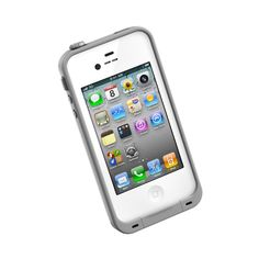 Lifeproof iPhone case....I will get this when I get my new phone!! A MUST!!!