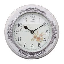 William Traditional Wall Clock